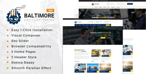 Baltimore Factory - Factory & Industrial Business WordPress Theme.jpg