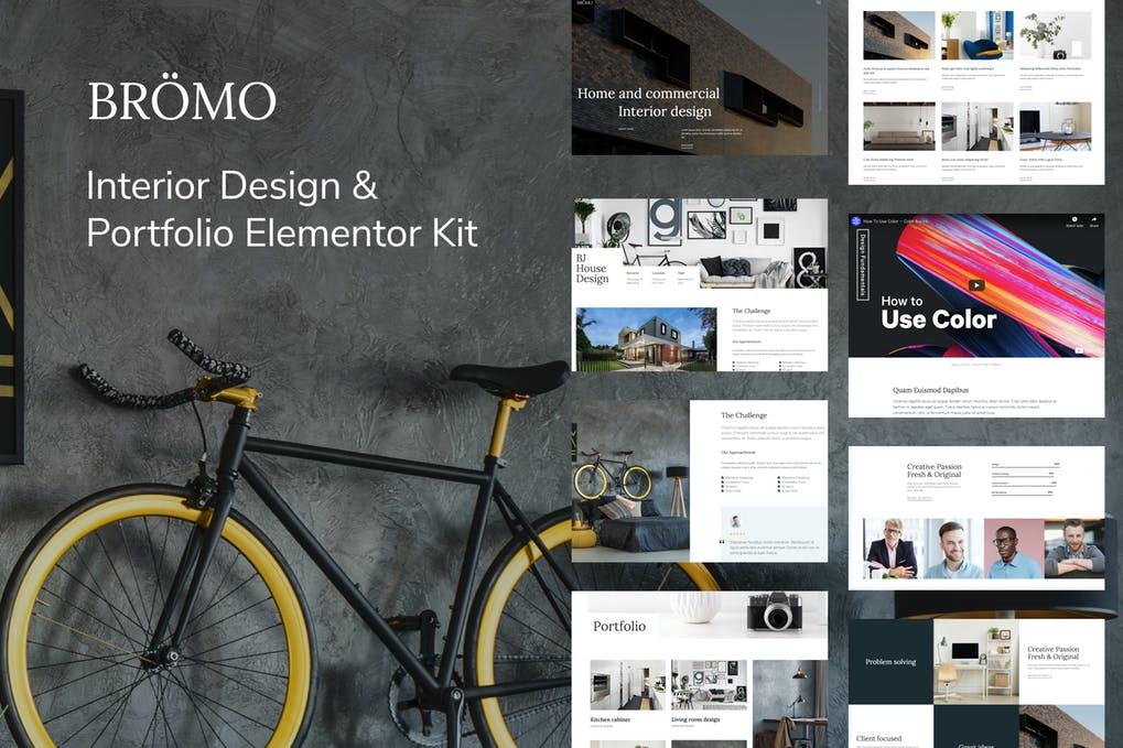 Bromo - Interior Design Portfolio Template Kit.jpg