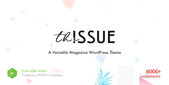 Dowload The Issue - Versatile Magazine WordPress Theme latest version.jpg