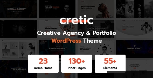 Download Cretic - Creative Agency WordPress Theme latest version.jpg