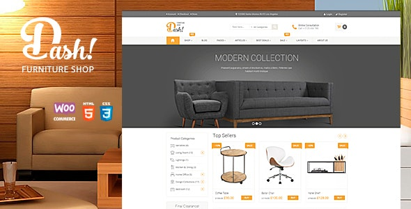 Download Dash - Handmade Furniture Marketplace Theme latest version.jpg