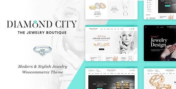 Download DiCi - Jewelry Shop WordPress Theme + Themeforest 20946998.jpg