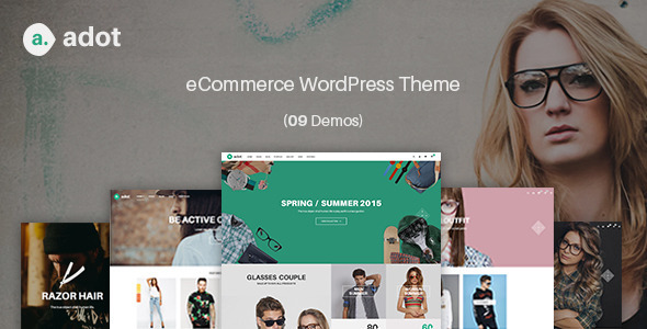 download eCommerce WordPress Theme - adot.jpg