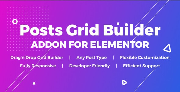 Download FREE Posts Grid Builder is an addon for Elementor.jpg