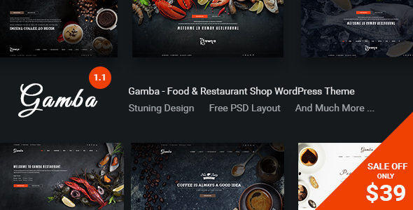 Download Gamba - Food & Restaurant WordPress Theme latest version.jpg