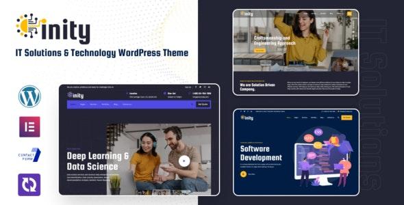 Download Inity - Technology Solutions WordPress Theme + Themeforest 31775282.jpg
