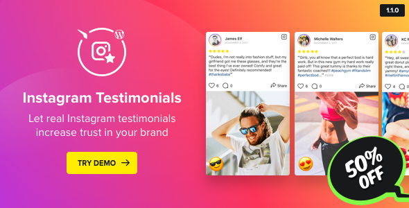 Download Instagram Testimonials Plugin for WordPress.jpg