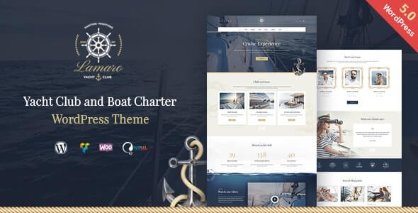 Download Lamaro - Yacht Club and Rental Boat Service WordPress Theme latest version2.jpg