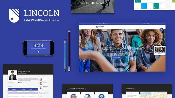 Download Lincoln - Education Material Design WordPress Theme latest version.jpg