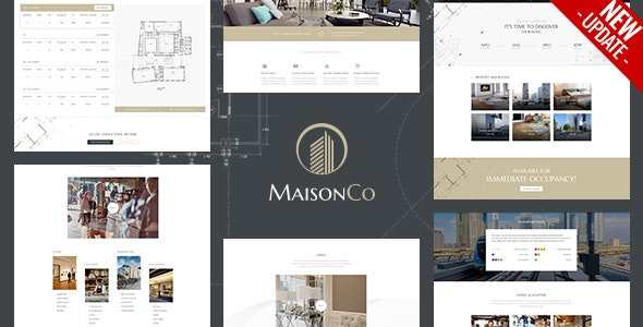 Download MaisonCo - Single Property WordPress Theme latest version.jpg