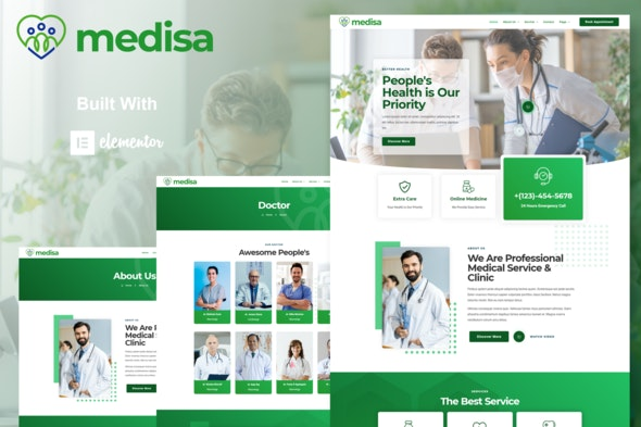 Download Medisa - Medical Elementor Template Kit.jpg