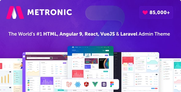 Download Metronic - Bootstrap 4 HTML, React, Angular 9, VueJS & Laravel Admin Dashboard Theme.jpg
