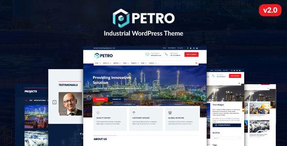 Download Petro - Industrial WordPress Theme.jpg