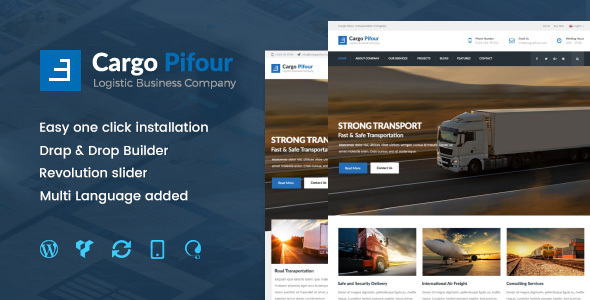 Download Pifour - Logistic and Transportation WordPress Theme.jpg