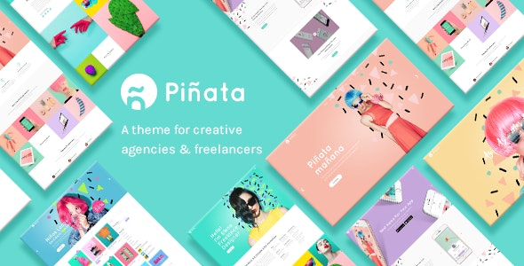 Download Piñata - Creative Agency Theme latest version.jpg