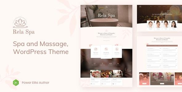Download Rela Spa Massage latest version + Themeforest 25174548.jpg