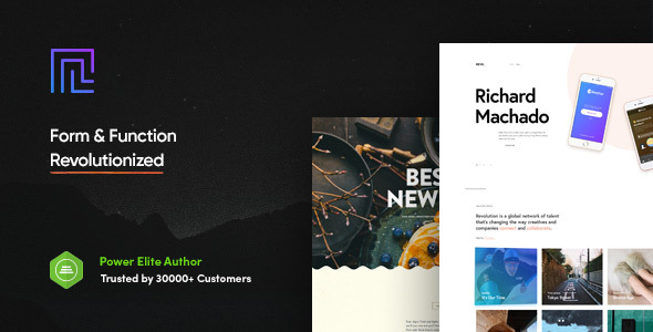 Download Revolution - Creative Multi Purpose Theme.jpg