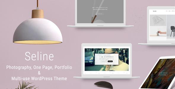 Download Seline - Creative Photography & Portfolio WordPress Theme.png