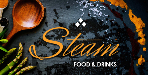 Download STEAM - Restaurant, Pub & Cafe WordPress Theme.jpg