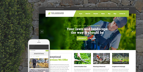 Download The Landscaper - Lawn & Landscaping WP Theme.jpg