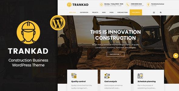 Download Trankad - Construction WordPress Theme + Themeforest 23513475.jpg