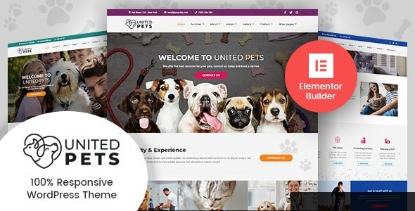 Download United Pets - Veterinary WordPress Theme latest version.jpg