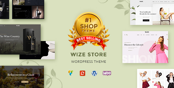 Download WooCommerce Multipurpose Responsive WordPress Theme - WizeStore latest version.jpg