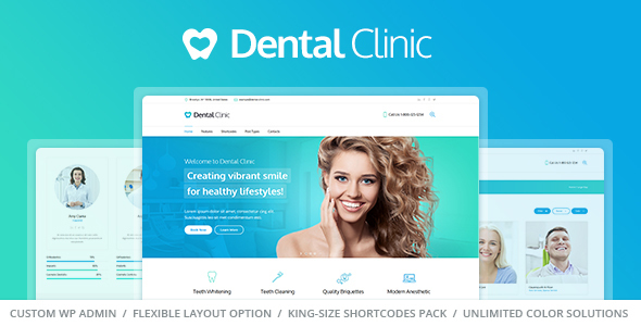 Medical - Dentist WordPress Theme.jpg