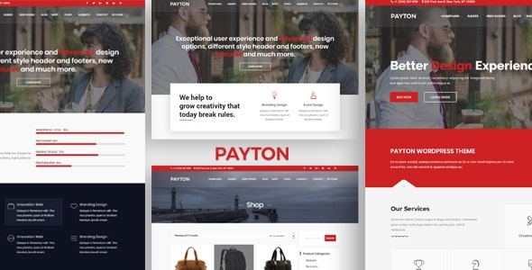 Payton - Business Creative WordPress Multipurpose Theme.jpg
