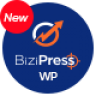 BiziPress - Finance, Insurance & Consulting WordPress Theme