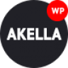 Akella - Personal Blog & Magazine WordPress Theme