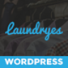 Laundry | Dry Cleaning & Laundry WordPress theme RTL