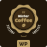 Mister Coffee - Caffeine Market Online Store WordPress Theme