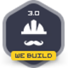 We Build - Construction WordPress Theme