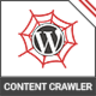 WP Content Crawler NULLED - Get content from almost any site, automatically!