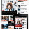 Newspaper Mag Responsive WordPress Theme